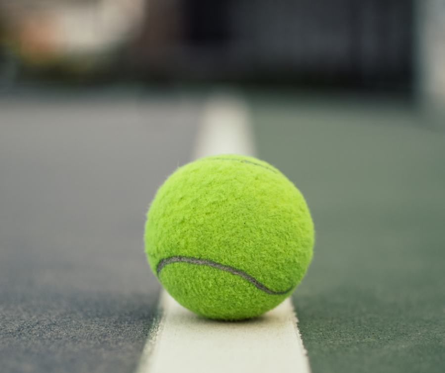 Tennis Girls Sweep MHS